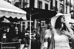 05072014-DSCF1693 (hippitro) Tags: barcelona street bw mf ramblas helios44m4 xe1 focalreducereosfx