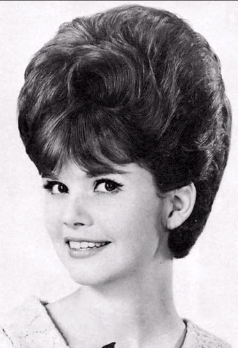 bouffant with Big hair styles tits