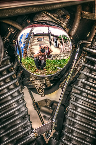 """Chrome Self Portrait • <a style=""""font-size:0.8em;"""" href=""""http://www.flickr.com/photos/76866446@N07/14676907008/"""" target=""""_blank"""">View on Flickr</a>"""