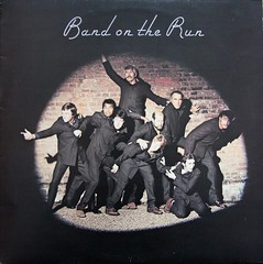 WINGS - Band on the run (In Memory of ColGould) Tags: wings vinyl albums lp beatles paulmccartney bandontherun