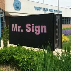 Full Color LED Sign | Mr. Sign