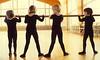 The Littlest Dancers (Robert Louis Clemens) Tags: ballet tights leotards dancestudio youngballerinas balletpractice practicebarre