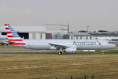 D-AZAH // American Airlines // A321-231 // MSN 6194 (Martin Fester) Tags: airplane aircraft hamburg american planes airbus msn americanairlines takeoff runway elbe taxiway a321 finkenwerder 0523 spotten edhi 6194 a321231 xfw dazah martinfester msn6194 n584uw