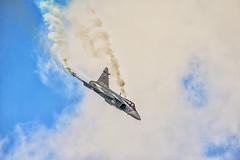 Swedish Air Force Gripen - Royal International Air Tattoo 2014 - RAF Fairford