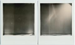 SubArctic Light Storm (R. Drozda) Tags: light film alaska polaroid fairbanks drozda impossibleproject px100silvershade