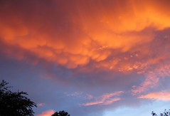 After the storms (GeorgeM757) Tags: sky color nature weather clouds thunderstorms mammatus