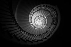 Enlightened (Jarrad.) Tags: london blackwhite nikon staircase interiordesign heals tottenhamcourtrd d700 jaymarksimages