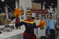 Cpt. Marvel (WilliamDuel) Tags: boston comic cosplay superheroes con bellechere 2014