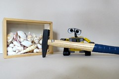 Not the way to the beach (>kaboom<) Tags: toy toys disney pixar spielzeug 2014 wal