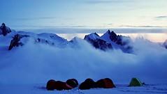 IMG_0399 (starclass58) Tags: berge chamonix zelt aiguilledumidi 2014 bergsteigen biwak aiguilleduplan