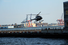 IMG_3407 (ShellyS) Tags: nyc newyorkcity brooklyn manhattan helicopters heliport