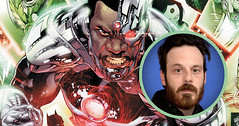 Does Scoot McNairy Have a Link to Cyborg in 'Batman v Superman'? (cinvoxx) Tags: superman link batman cyborg scoot mcnairy