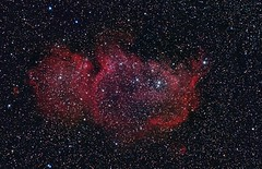 IC1848 the Soul Nebula, Wide Field (Astronewb2011) Tags: field space wide nebula ap soul outer dso ic1848 ioptron d5100 astronewb zeq25 heuibii