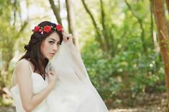 Grisye (arbi_photoholic) Tags: portrait woman sexy girl beautiful asian 50mm model nikon bokeh exotic pocketwizard strobist d7000 sb700
