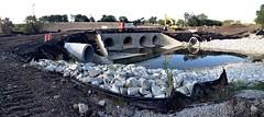 Updated Honey Creek (UnderMKE) Tags: wet water wisconsin creek river boot construction explorer tunnel drain honey milwaukee sewer urbex draining mmsd