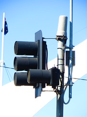 Traffic lights with longer visors (RS 1990) Tags: lights long traffic august signals adelaide thursday southaustralia prospect aldridge 28th 2014 visors blairathol geppscross portwakefieldrd mainnorthrd grandjunctionrd