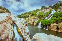 chunchi waterfalls (Joseph D'Mello) Tags: longexposure india landscapes village waterfalls karnataka chunchifalls kanakapura chunchiwaterfalls