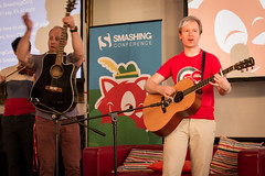 Closing song (marc thiele) Tags: event conference workshops smashingconf smashingconffreiburg