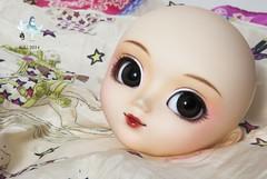 Ianthe - Pullip Custom (Kiki and her dolls) Tags: girl toy doll handmade dal jp ag bjd pullip custom blanche aga ianthe girldoll isul faceup customdoll toyphotography junplanning taeyang arsgratiaartis angelgate byul pullipcustom pullipblanche