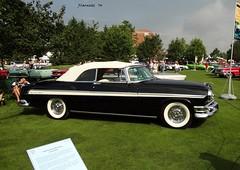 1955 Chrysler New Yorker Deluxe Convertible (JCarnutz) Tags: 1955 newyorker chrysler concoursdelegance innatstjohns