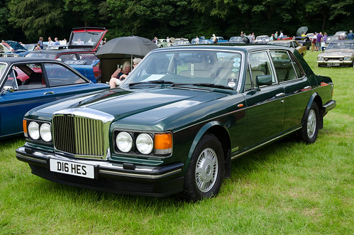 Bentley Mulsanne S (1989)