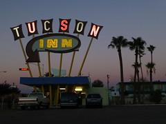 Tucson, AZ Tucson Inn (army.arch) Tags: arizona sign neon tucson motel az