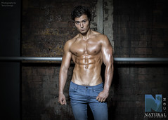 Joshar Andac fitness model (TerryGeorge.) Tags: men beautiful george healthy natural muscle models leeds ab hunk terry workout fitness abs sixpack