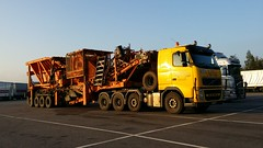 Finland Trucks - Savon Lavettikyyti (engels_frank) Tags: volvo fh540 savon lavettikyyti kuopio finnland finland lkw rekka trucks turku kuorma suomi ng lastwagen camion man mercedes