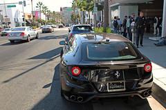Ferrari FF (Hertj94 Photography) Tags: california november ferrari hills beverly ff 2013