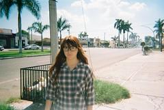 (Diego Contreras Castell) Tags: red film girl 35mm mujer rojo model modelo redhead pelirroja rollo
