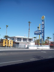 The Ferguson's Motel marquis. (time_anchor) Tags: signs neon lasvegas signage fremontstreet marquis downtownlasvegas vintageneonsigns vintagemotelsigns