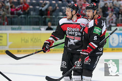 "DEL15 Kölner Haie vs. Thomas Sabo Ice Tigers 19.09.2014 017.jpg • <a style=""font-size:0.8em;"" href=""http://www.flickr.com/photos/64442770@N03/15268869636/"" target=""_blank"">View on Flickr</a>"