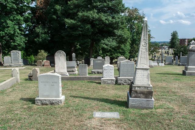 Hood plot - Glenwood Cemetery - 2014-09-19