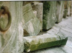 (Trysia) Tags: color film broken analog ruins bones montenegro colorfilm