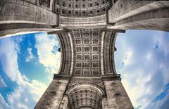 Arch de Triumph 1 (beelzebub2011) Tags: paris france europe hdr archdetriumph highdynamicresolution