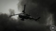 Apache (NickNeuenhaus) Tags: white black up speed photoshop plane photography amazing apache nikon raw power close aviation low flight an airshow photograph shutter distance jpeg av lightroom 400mm cosford avgeek d7000