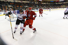 "Missouri Mavericks vs. Allen Americans, March 3, 2017, Silverstein Eye Centers Arena, Independence, Missouri.  Photo: John Howe / Howe Creative Photography • <a style=""font-size:0.8em;"" href=""http://www.flickr.com/photos/134016632@N02/32430579364/"" target=""_blank"">View on Flickr</a>"