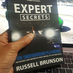 Coming April 18. Guaranteed best seller. #expertsecrets