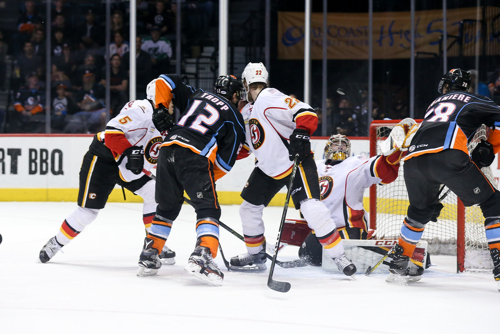 San Diego Gulls Vs. Stockton Heat 3.15.17