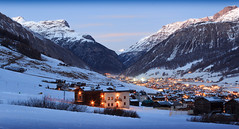 20170126-livigno-0079 (xskyven) Tags: livigno italy long exposure night sunset mountain landscape