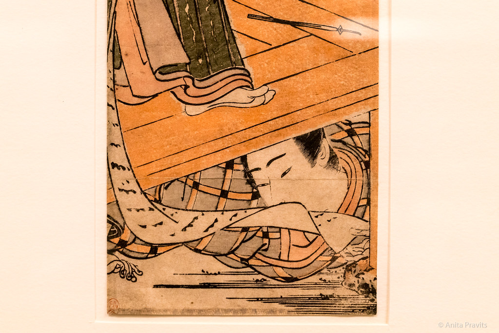 shunga research paper Nearly every ukiyo-e master produced shunga at some point little original research has been added to the early the paper and pigments in ukiyo-e paintings are sensitive to light and seasonal changes in humidity.