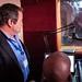 Première émission dans les studios de la Radio Communautaire Amani