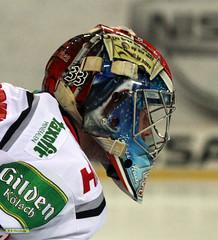 Hamburg Freezers vs Kölner Haie (6) (Enjoy my pixel.... :-)) Tags: ice hockey canon eos check goalie hamburg helm 2014 eishockey kölner haie freezers eos7 eos7d