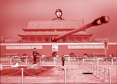 TIANANMEN SQUARE CRACKDOWN ANNIVERSARY (EFFER LECEBE) Tags: china square hongkong democracy beijing demonstration tiananmen    tiananmensquareanniversary  the25thanniversaryofthetiananmensquarecrackdown 535
