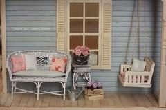 (*Joyful Girl ♥ Gypsy Heart *) Tags: miniature doll country mini chic 112 dollhouse shabby joyfulgirlgypsyheart