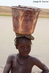 NENA D'TNIA BOSO (Mali, juliol de 2009) (perfectdayjosep) Tags: africa mali bozo afrique nigerriver frica perfectdayjosep ronger riunger tniaboso