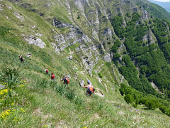 Escursionismo Laga - Monte Gorzano da Preta