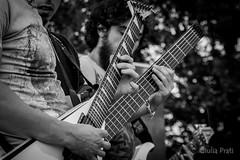 Hands (GiuGlia86) Tags: music concert hands italia hand bass guitar live mani player concerto mantova musica fest chitarra asola basso hellcircles straevil