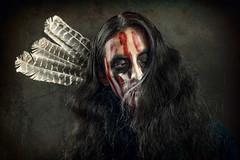warrior (bugeyed_G) Tags: portrait native american winner navajo strobist thepinnaclehof kanchenjungachallengewinner bugeyedg tphofweek262