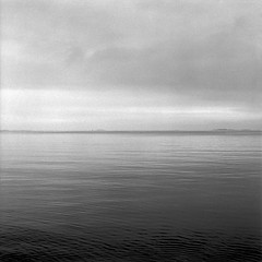 nothing (juhanflick) Tags: seascape helsinki hp5 xtol hasselblad500cm planar80mm